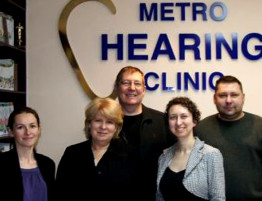 O Firmie | Metro Hearing and Tinnitus Treatment Centre