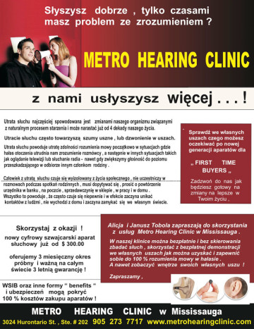 Newsletter 06.2013 | Metro Hearing and Tinnitus Treatment Centre